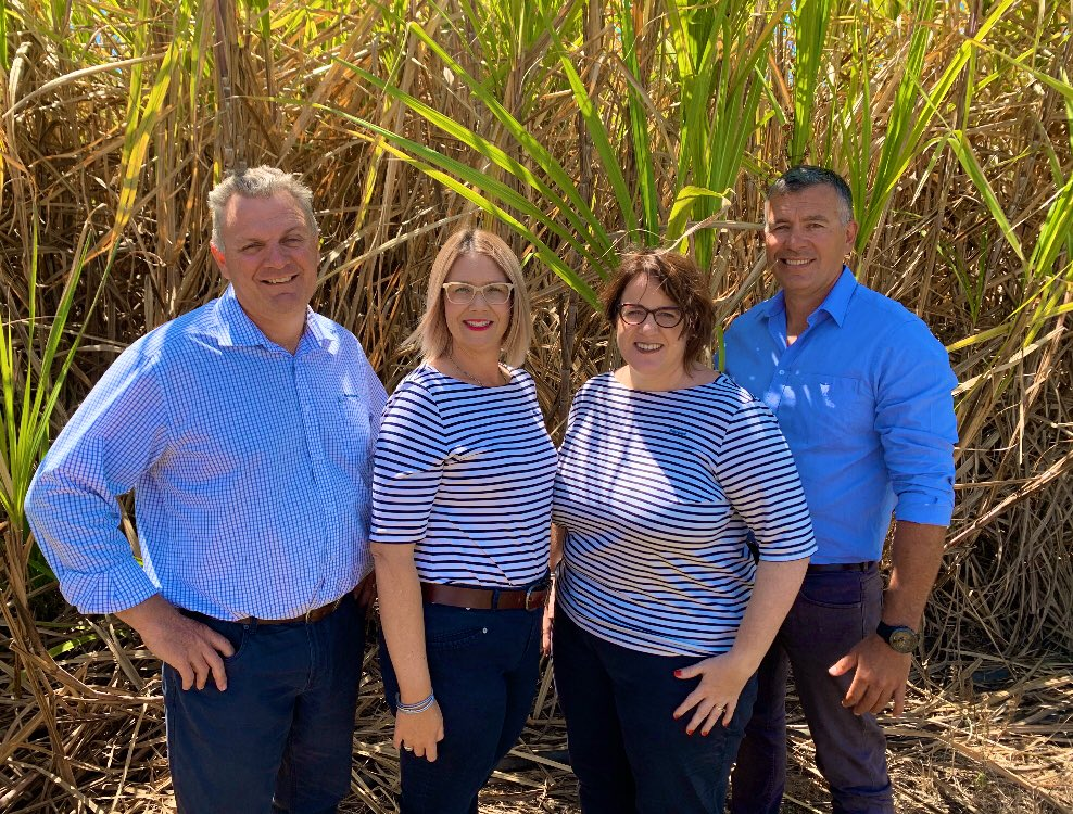 Celebrating 1 year with Rabo. We have a great team ready to help our local farmers grow and celebrate their businesses. @RabobankAU  #Burdekin #RaboNQNT #GrowWithUs #AussieFarmers https://t.co/UvBdB5qXxU