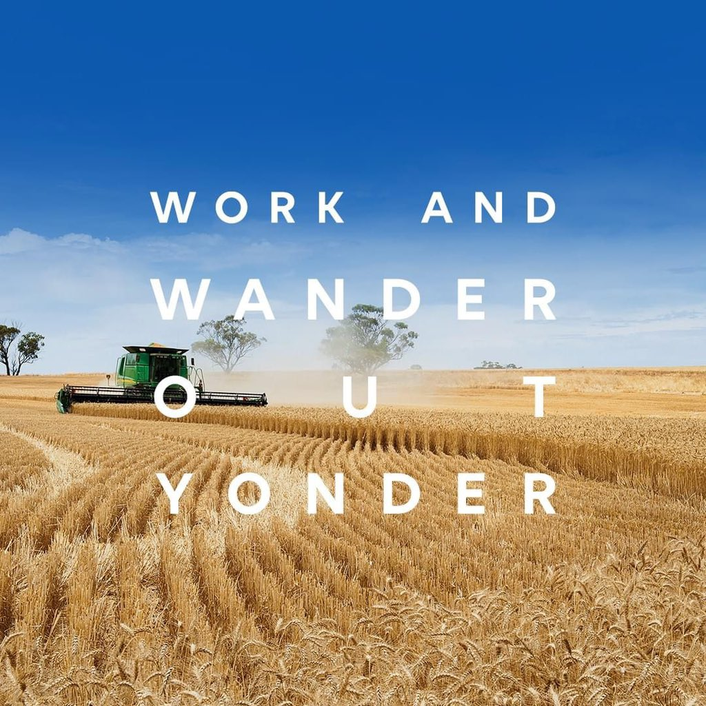 Come and visit us in our wonderful Wheatbelt for a working holiday.  The rebate scheme applies from September 21, 2020. For information on how to submit a claim visit https://t.co/GXq7K9FyH3 #workandwanderwa #wanderoutyonder #WheatbeltWA #Wheatbeltjobs #RegionalWA #jobswa https://t.co/UGyZl7PExU