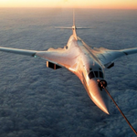 Image for the Tweet beginning: The #Tupolev Tu-160 (NATO reporting