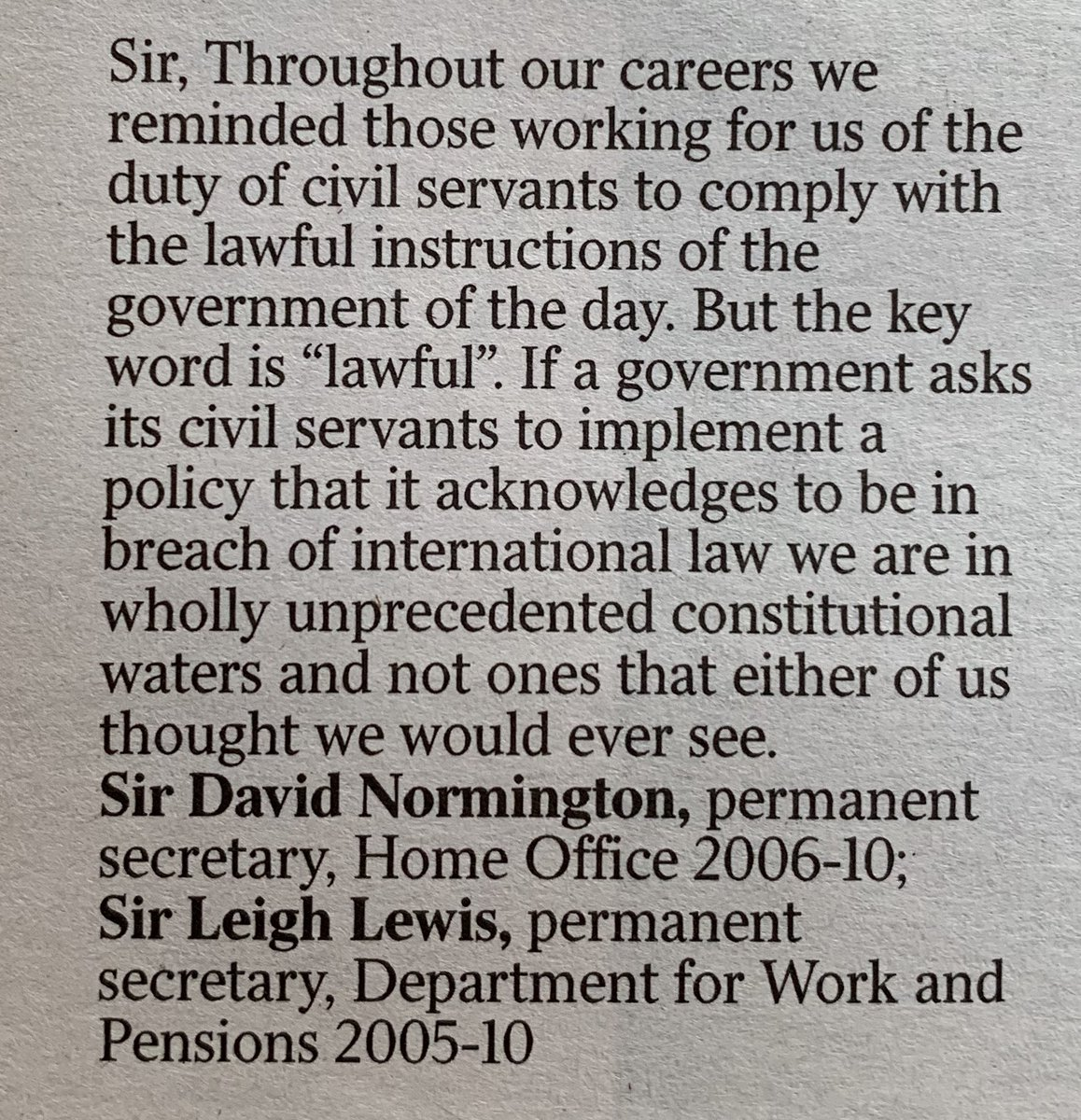 letter to The Times https://t.co/5ZPMilm1HD