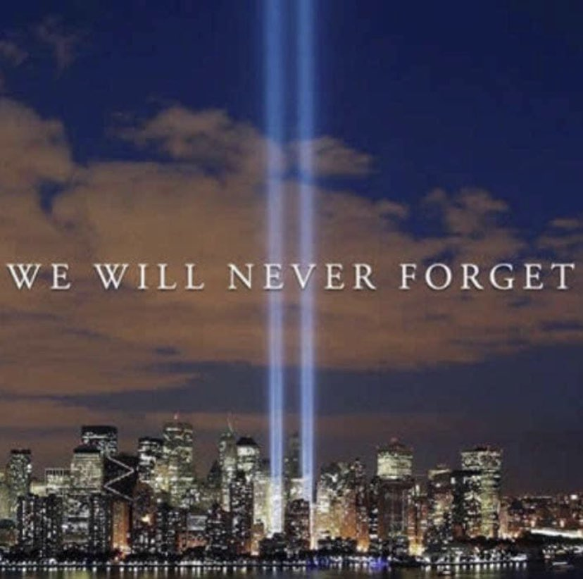 """No day shall erase you from the memory of time"" Virgil #911anniversary #RIP #NeverForget"