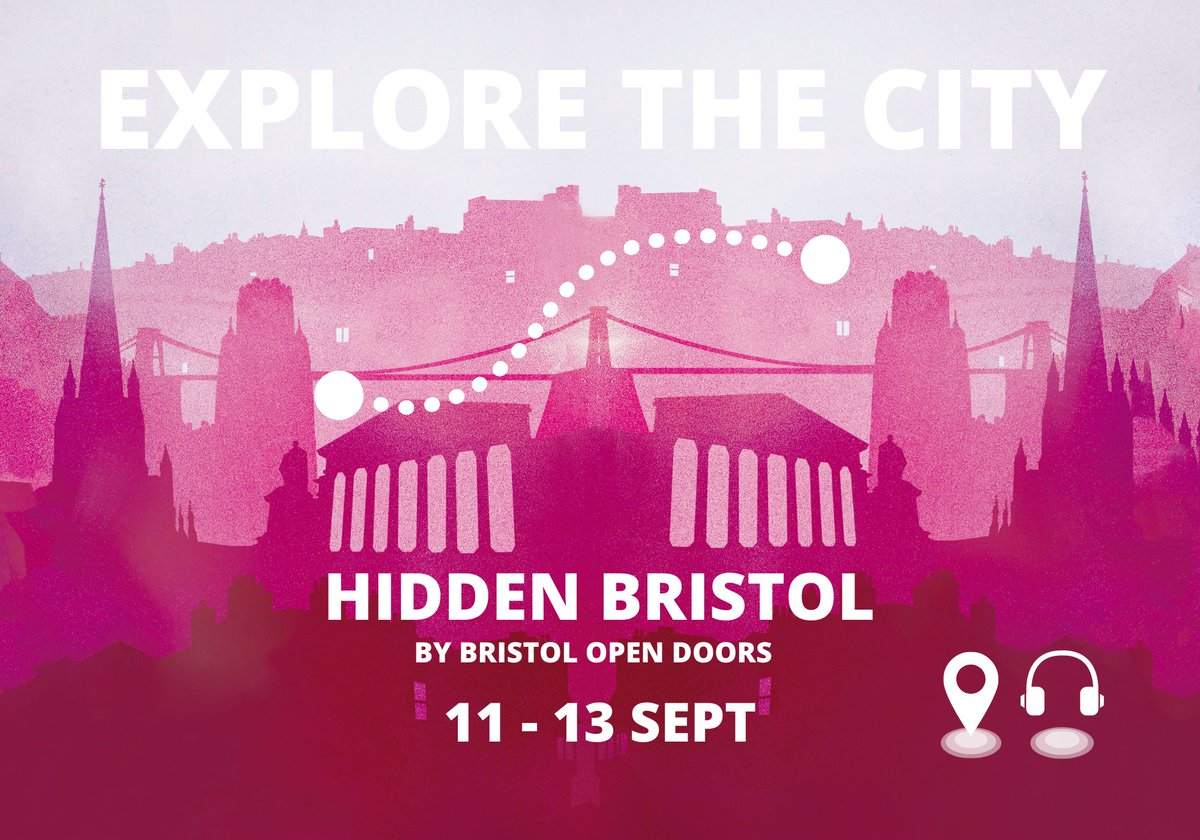 We're proud to be a part of #HiddenBristol by @BrisOpenDoors taking place today and over the weekend.  St Mungo's staff members Rubyjo and Chris from our Putting Down Roots programme are featured in the #HistoricBristol audio tour. More information 👉 https://t.co/asf34jAp92 https://t.co/wfA42hTyt1