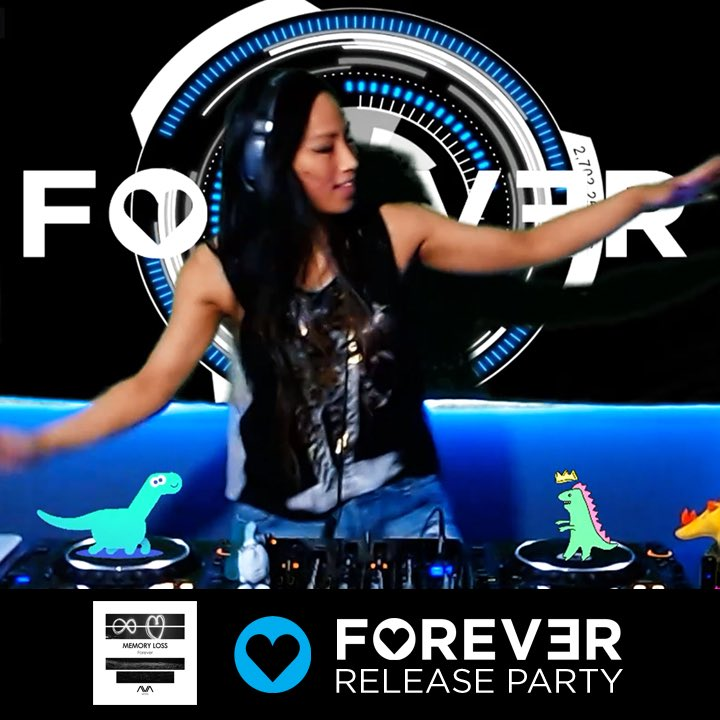 It's almost the weekend! 😎 Please enjoy my 'FOREVER' Release Party ahead of this Saturday's Live Dino Beats on Twitch!💜  Also, Forever has hit #37 on Beatport Top100 Trance!🤩 Thanks!🥰 https://t.co/x9LTCif77G   YouTube: https://t.co/tr84EDaRQv https://t.co/KD9SBUQg8W #trance https://t.co/4hLsyzIMBo