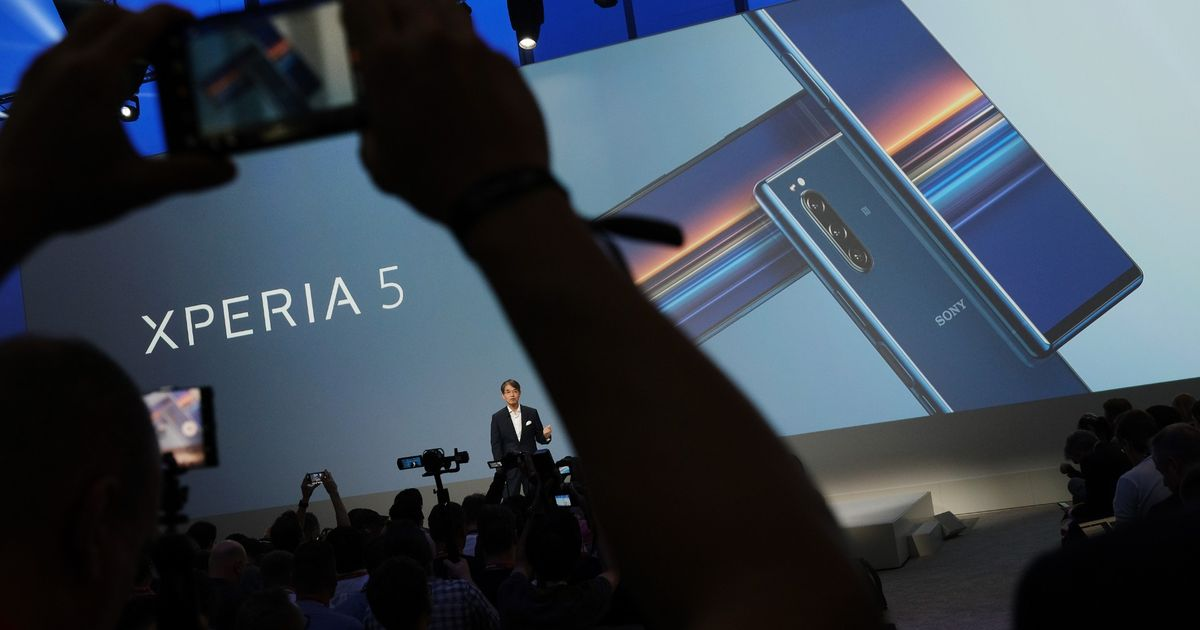 Sony to launch new flagship smartphone next week