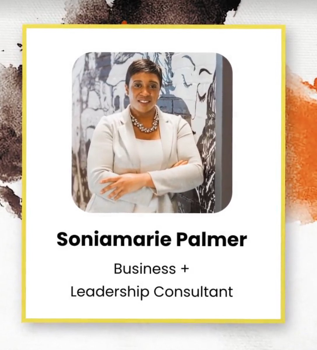 This amazing lady is up first in the line-up today ~ Soniamarie Palmer  #ElevateLiveOnline #UKSmallBiz https://t.co/YmoULVz2HA