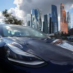 Image for the Tweet beginning: Tesla plans to export China-made