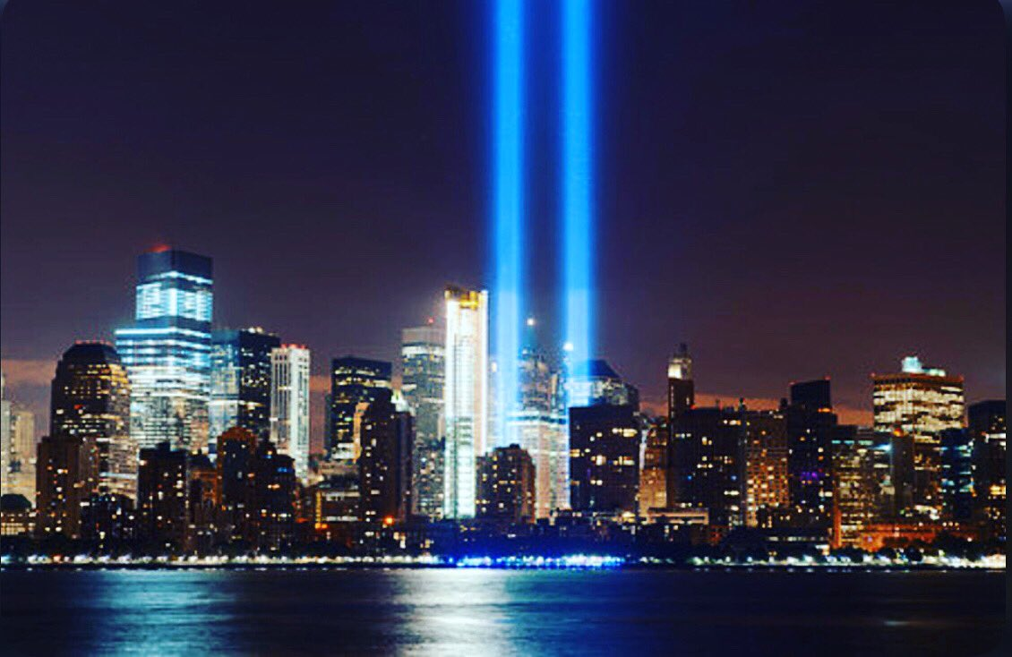 Today, we honor those we lost on 9/11 and all the first responders, including civilians, who risked their lives to help their fellow citizens. Let's try to remember that feeling of unity in our country during these difficult times. #UnitedWeStand #NeverForget 🕊🇺🇸❤️ https://t.co/7fUun84t7X