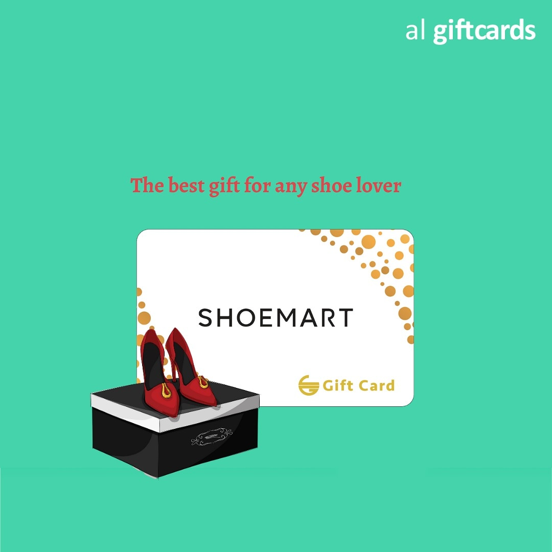 One card, many many pairs of shoes ❤️  Your shoe obsessed friend will love this #Shoemart giftcard.   #shoeobsessed #shoegiftcard #shoeshopping #shoemartdubai #shoemartuae #shoemartsale #shoemartoffer #shoemartmiddleeast  #egiftcards #onlineshopping https://t.co/dxJWRdbiNH