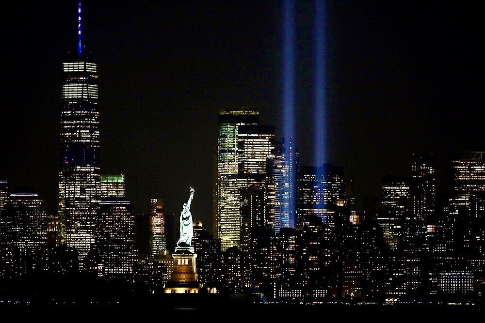 To all who lost their lives, and to all who gave their lives, we remember, and we will #NeverForget.