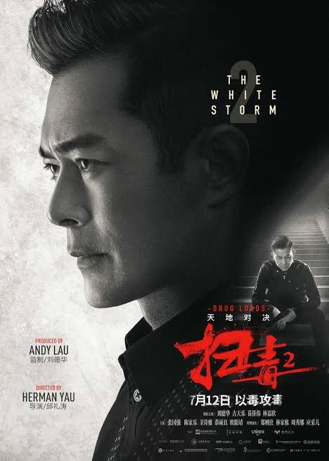 掃毒2:天地對決(The White Storm 2: Drug Lords)poster