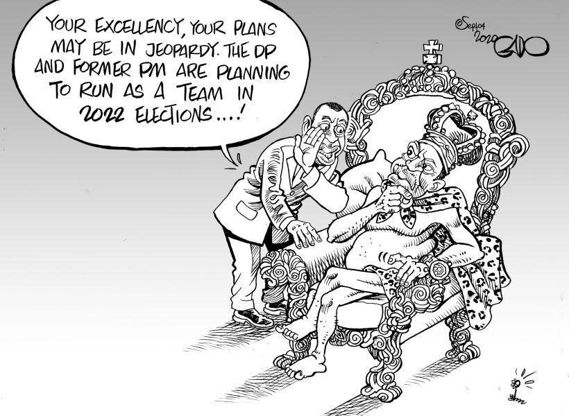 Uhuru Ruto and Raila - Gado https://t.co/5dmzzKSAwv https://t.co/qxXhNBKOHO