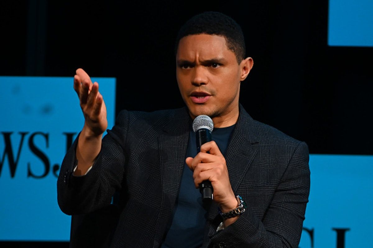 Comedian Trevor Noah Offended By Gender Reveal Parties: Child Hasn't Picked Gender Yet https://t.co/oNcNRmUkyQ https://t.co/9yHiXwseB7