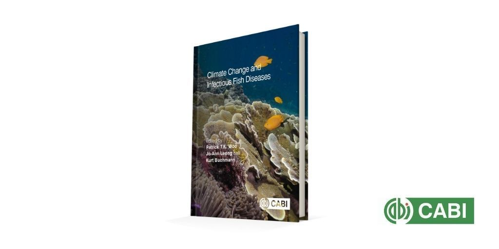 Now published: Climate Change and Infectious Fish Diseases, edited by Patrick Woo, Jo-Ann Leong & Kurt Buchmann. This second volume covers changes to the freshwater ecosystem and their current and expected effects on infectious diseases of fish.  https://t.co/zUSvH9fLcg https://t.co/TdKsRuWjVA