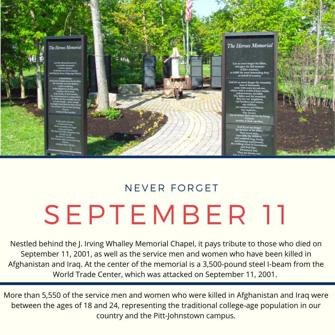 #September11 #NeverForget https://t.co/xu5UGN4S23