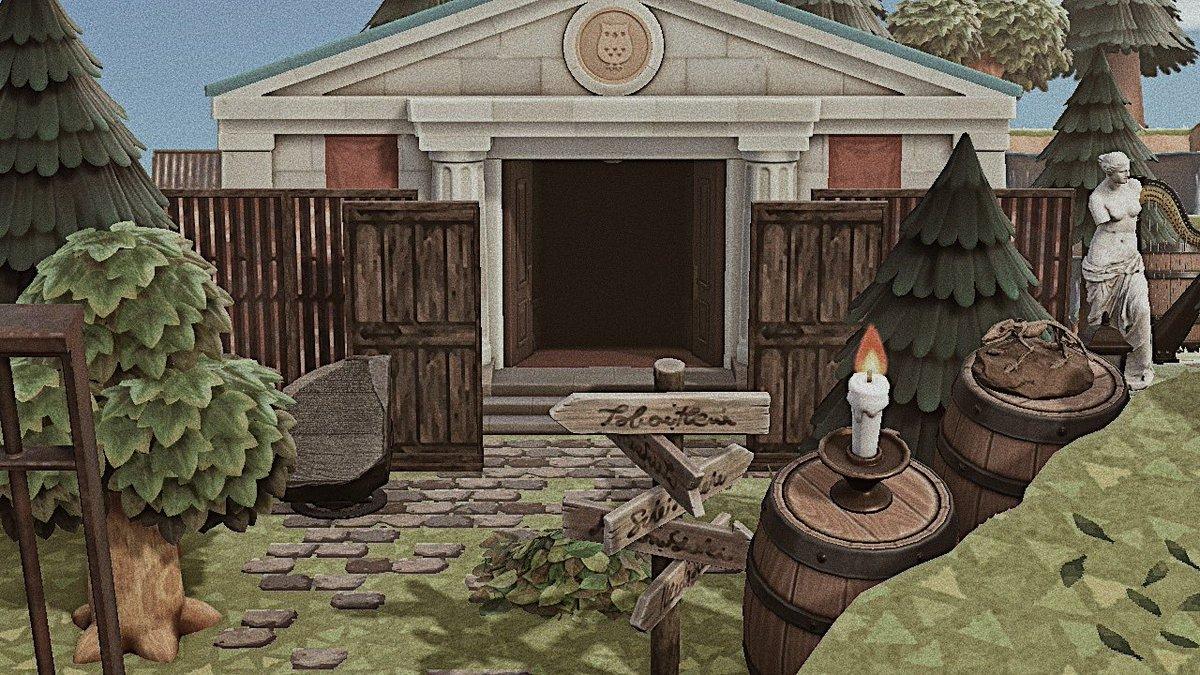 あつ 森 博物館 レイアウト 【あつ森】噴水広場のレイアウト!おしゃれなデザインまとめ