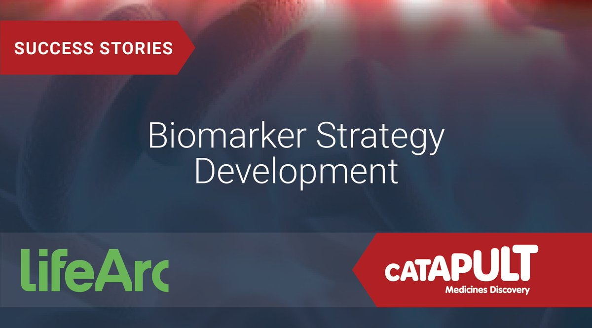 We formed a long-term, strategic partnership with @lifearc1 to accelerate the translation of promising research through the identification and development of novel biomarkers, enabling bioanalytics to help guide #drugdiscovery R&D.  Read case study > https://t.co/ueediGgkiw https://t.co/DJdgYimBE6