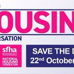Image for the Tweet beginning: EVENT NEWS - How housing