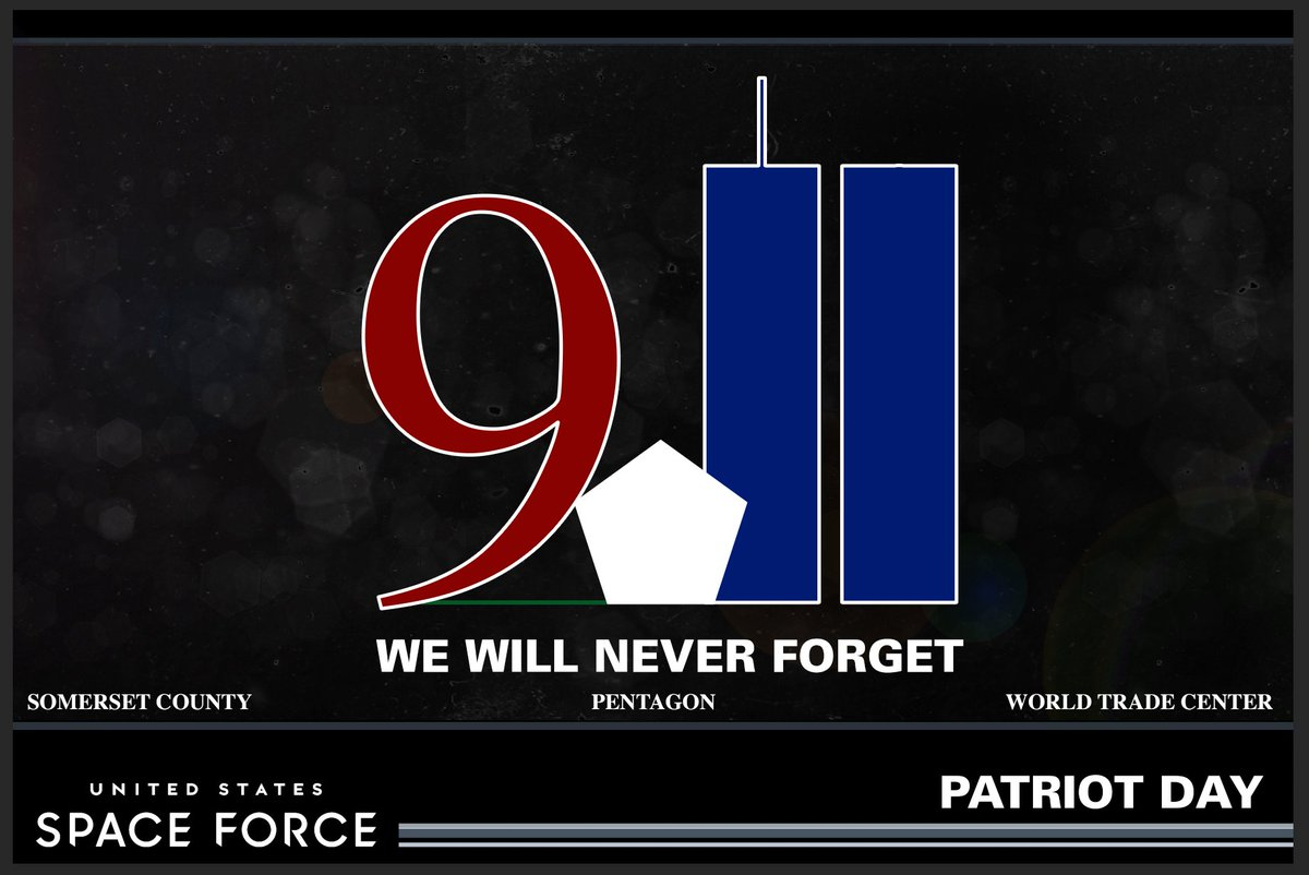 Today, we remember those who were lost and affected in the September 11, 2001 terrorist attacks. #September11 #NeverForget