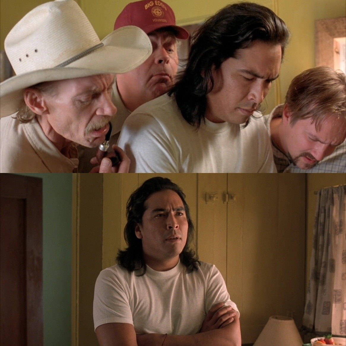Kelly Turnbull On Twitter Eric Schweig Delegating Tasks To A Posse Of Helpful Cowboys Trying To Help Him Romance This Little Ratfaced New York Artist He Likes Is The Content You Never Loved big eden and bought it.seen skins preview. eric schweig delegating tasks