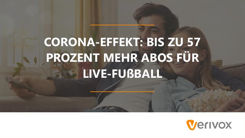 #Corona-Geisterspiele: Bis zu 57 Prozent mehr #Fußball-Abos https://t.co/12cWjyAepr #Bundesliga #Streaming #TV https://t.co/8HlsEneYFj