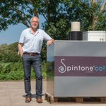 Image for the Tweet beginning: Startup Spintone CO2 was wellicht