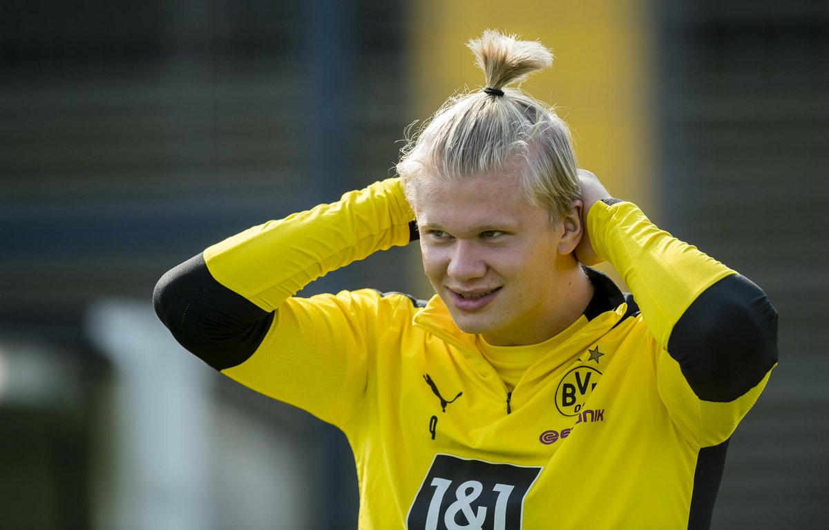 Erling Haaland On Twitter New Hair New Season And New Goals