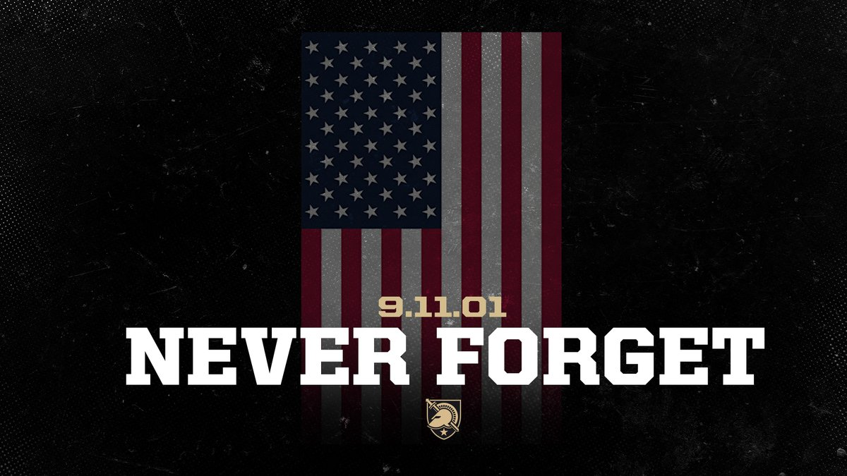 Remembering those we lost on 9.11.01 🇺🇸  We salute your bravery and courage.   #NeverForget | #September11 https://t.co/X5SjCOyuxk