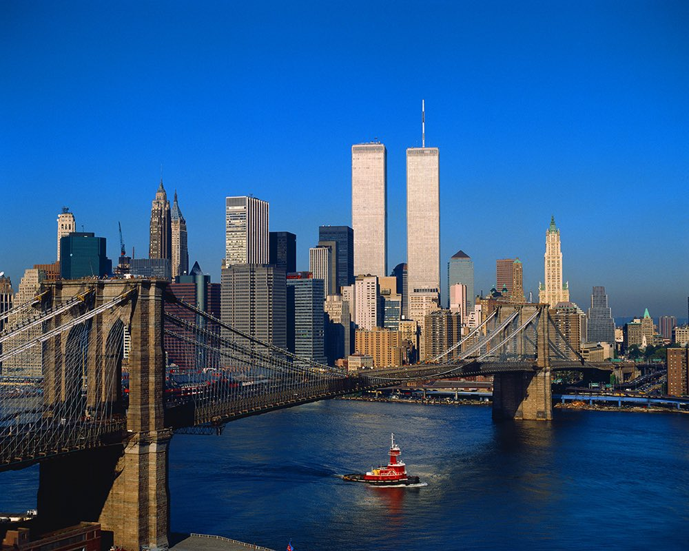 Forever in our hearts. #NeverForget  (📷: Jim Zuckerman) https://t.co/dp86p2c30n
