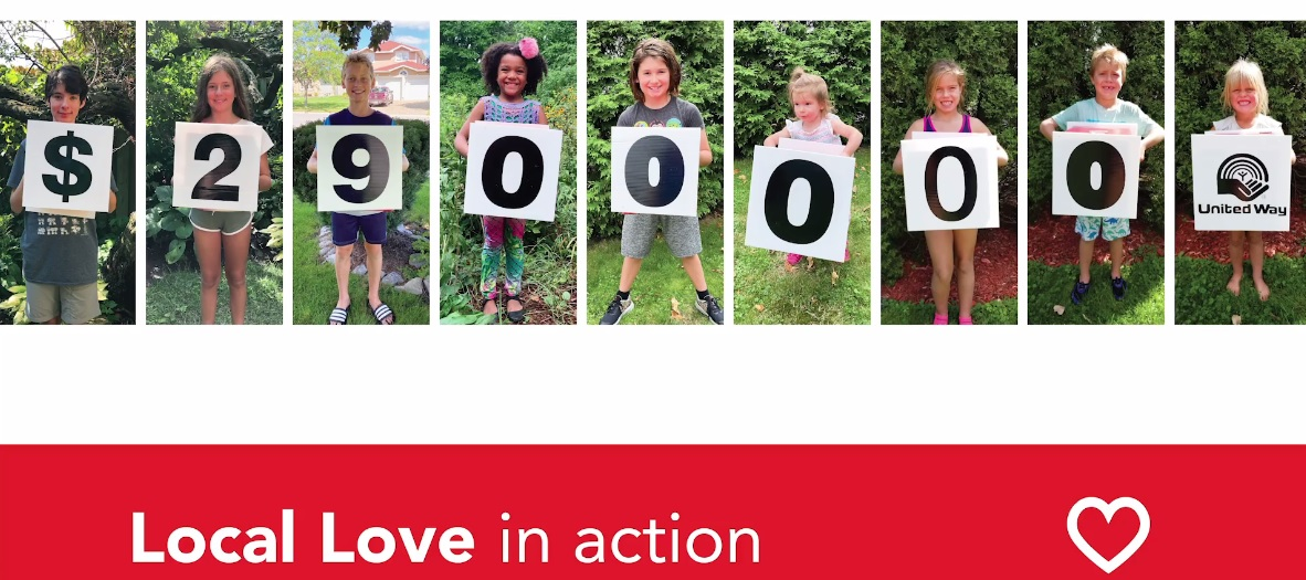 test Twitter Media - Reid and Ben: @unitedwaykfla have announced their 2020 campaign goal and this year it is set at $2.9 million. Good luck #ygk. We got this. #LocalLove https://t.co/q9IJG06zKY https://t.co/QiQFDPrKWg