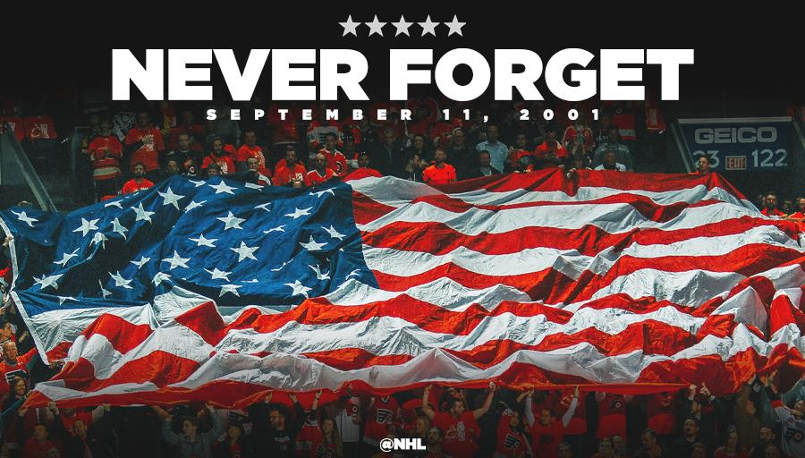 Today, we remember all those who lost their lives on 9/11. #NeverForget https://t.co/0LS2cJZrRK