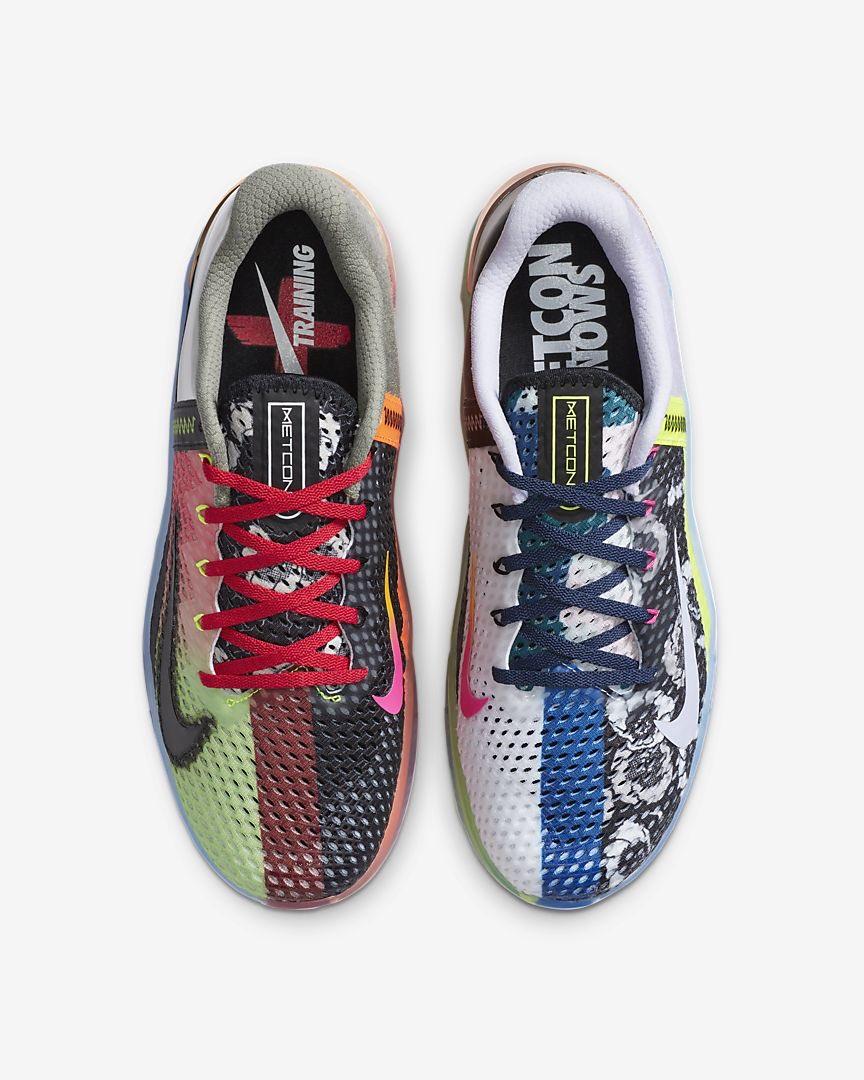 Nike Metcon 6 X 'Multicolor