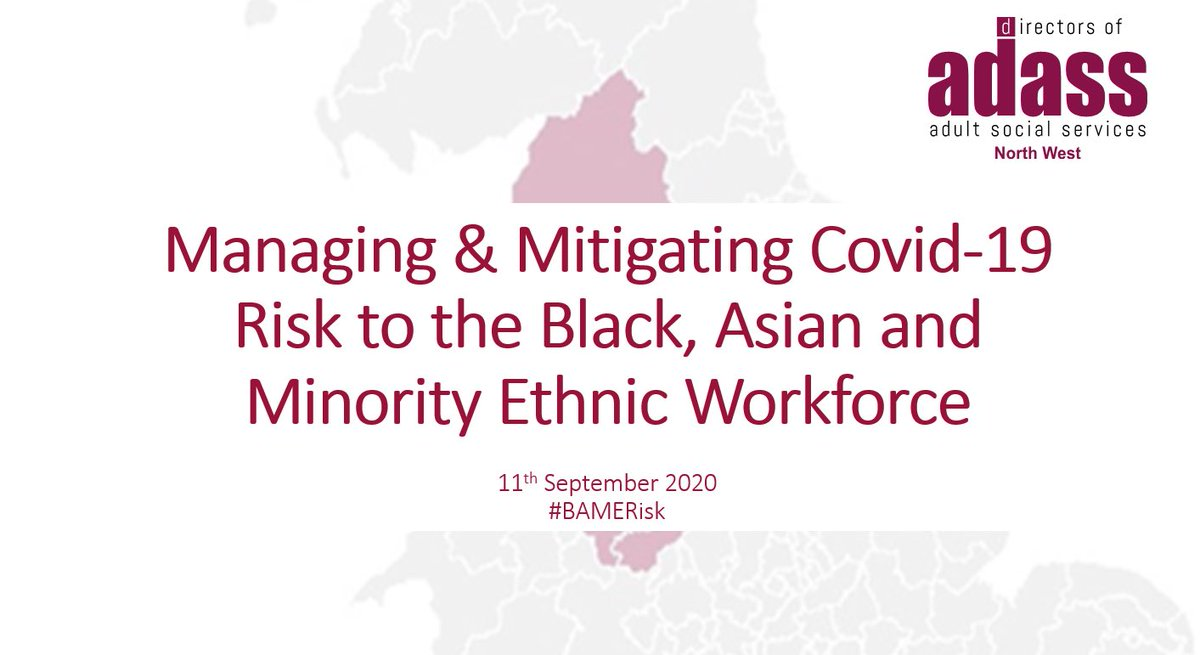 test Twitter Media - Looking forward to the launch of @NWADASS Toolkit for assessing risks for Black, Asian and minority ethnic staff in ASC. First the fab @AbdulRazaq_PH discussing pandemic waves and vulnerability factors #BAMERisk @kmhistaken @MattEmerson4 @ArfanSamina https://t.co/dBmBp1ndMM