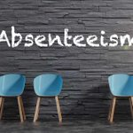 Image for the Tweet beginning: The Absenteeism Rate is a