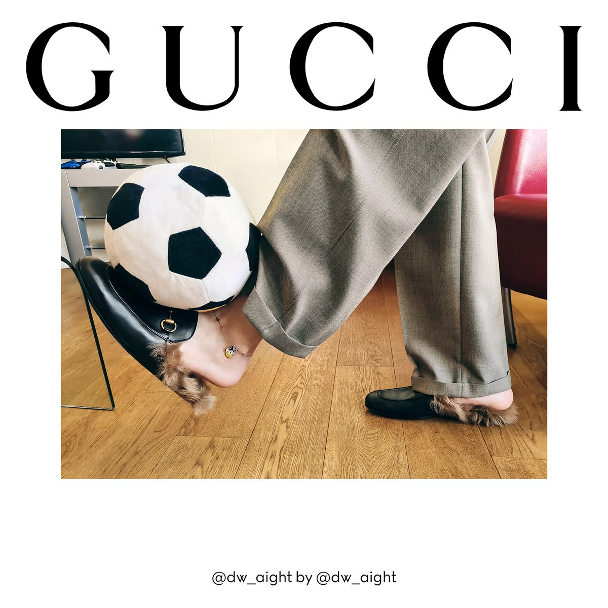 With no script to follow, models from the #GucciFW20 campaign titled #GucciTheRitual, captured themselves in looks from the collection including a pair of wool-lined #GucciPrincetown slippers. https://t.co/lKZQUlkexp #AlessandroMichele https://t.co/mLZcAtGuvu