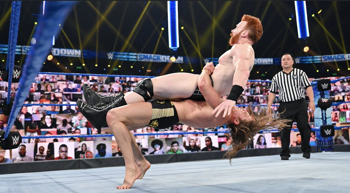 Tune in for Friday Night Smackdown tonight it's gonna be sweet #bro #stallion #SmackDown https://t.co/dDrCnwuIh8