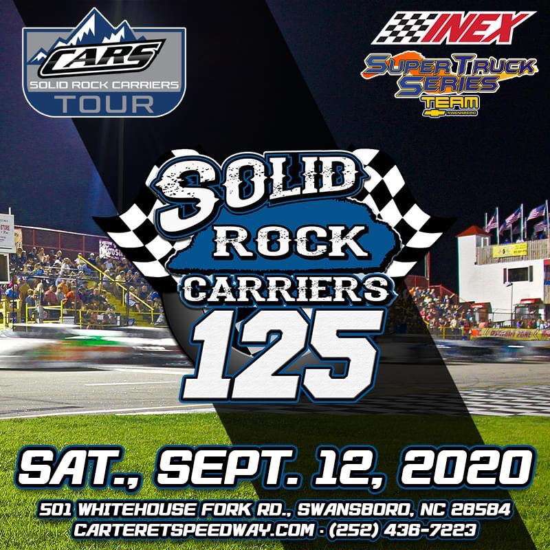 Safe Travels to all the @cars_tour Staff & Race Teams to @carteretcoswy . Fans Ya don't want to miss this one.... will the LMSC's make it 8 for 8 with another different winner or will that trend stop at Carteret? #raceon #race22 #carstour #race22radio https://t.co/2tScTAG7x6