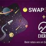 Image for the Tweet beginning: Great Friday news! @SwapSpaceCo team