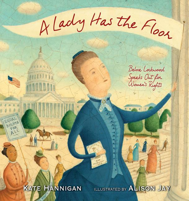 test Twitter Media - Listen to the stories of the fight for rights as shared by authors and illustrators with Meet-the-Author recording like this one. A Lady Has the Floor by Kate Hannigan https://t.co/DFQGyMoB5P Calkins Creek Books https://t.co/8S5gvCFNDd