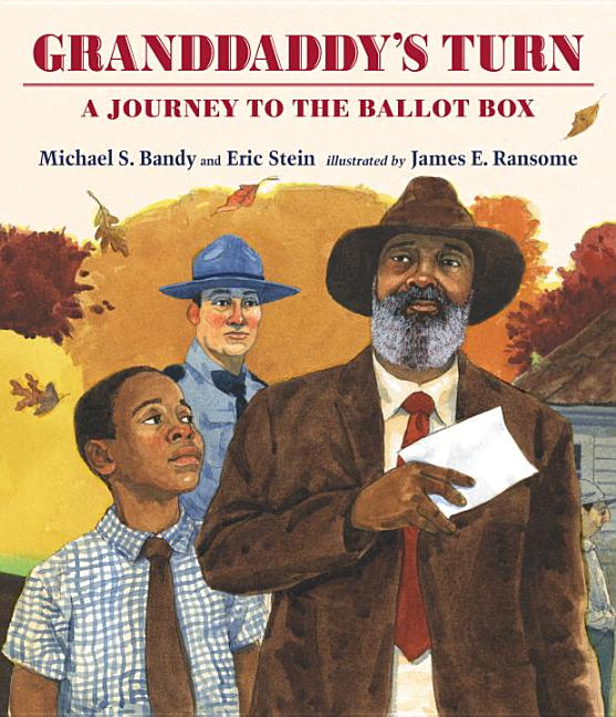 test Twitter Media - Listen to stories about elections and voting. Granddaddy's Turn: A Journey to the Ballot Box by Michael S. Bandy, https://t.co/orWuZe4pdV Candlewick Press https://t.co/iWVgVALS1P