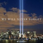 Image for the Tweet beginning: Today we remember!