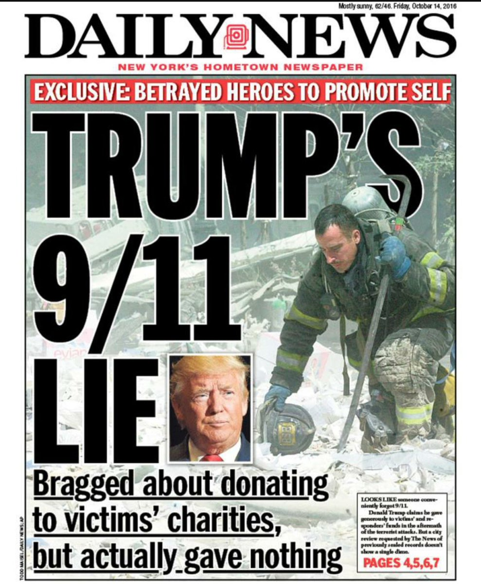 @DillonWalsh @AndrewFeinberg @realDonaldTrump On 9/11 it's always good to remember the real heroes. https://t.co/vPO0OfQSI7