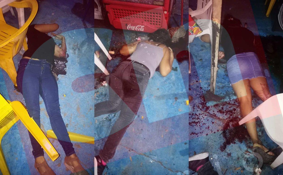 ¡Sicareadas! Comando ejecuta sin piedad a 3 mujeres en Huimanguillo