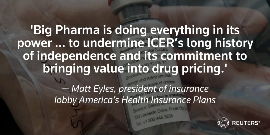From @specialreports: How drug companies have launched a stealth PR war against a Boston-based drug-price watchdog that is cutting into industry profits https://t.co/sZeCtwJp0E via @CarolineHumer https://t.co/g9oIZVsrhp