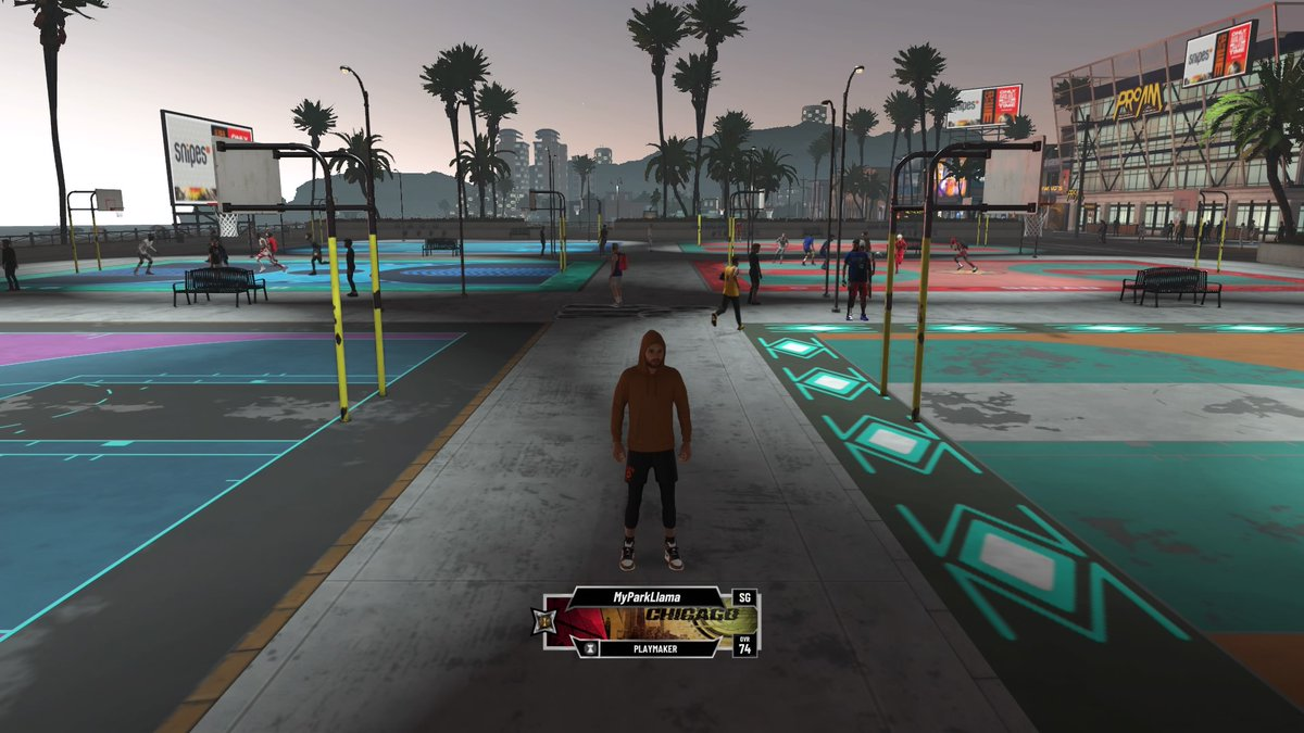 Fully badged & Boot Camp ready... Are you? #NBA2k21 #NBATogether #2kBeach #2kCommunity #BootCamp https://t.co/TBrcH3h5gp