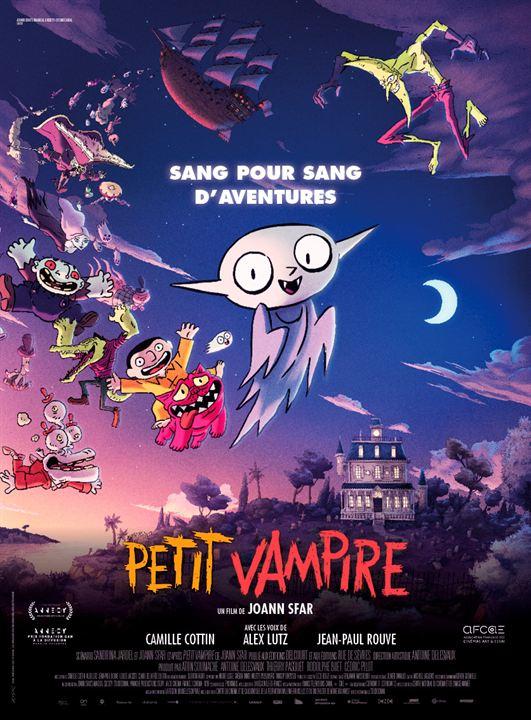 🤩Petit vampire : Joann Sfar en canines de velours https://t.co/27bdKDG3Si  @joannsfar #PetitVampire #adaptation #cinema #bandeannonce #lecturejeunesse #BDjeunesse https://t.co/HS09yeRM5J