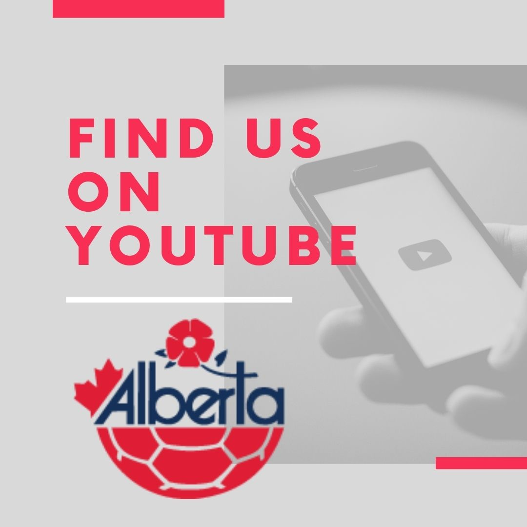 Did you know Alberta Soccer has a YouTube channel?  Webinars, Lunch & Learn, Grassroots information & more are available for you just a click away.  Check us out at https://t.co/cWGA5XQ6cz https://t.co/9kPQdAZVW3