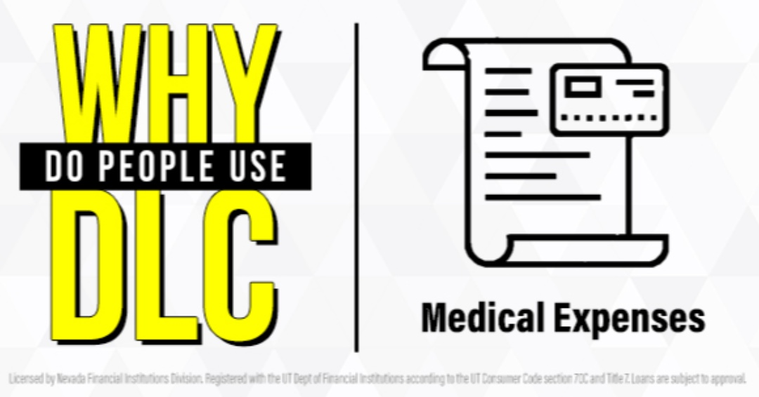 #WhyDLC Medical Expenses https://t.co/r8eYF7kVJ5