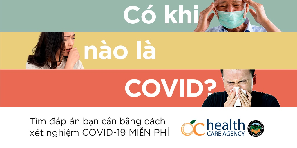 Oc Health Care Agency On Twitter Where Is Occovid19 Testing Available Who Should Get Tested What Kind Of Tests Are There And What Do They Show Get The Info You Need Oc