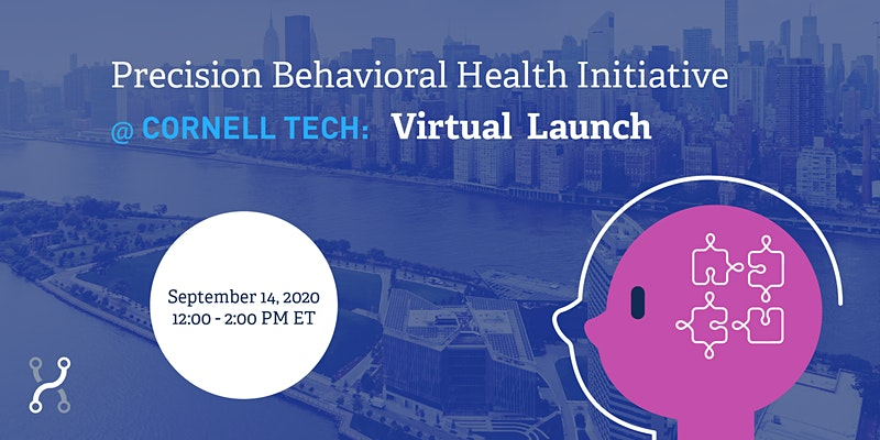 Join host Professor Tanzeem Choudhury & Health Tech @CornellTech to discuss how researchers are developing novel computing solutions for behavioral health with data actionability and privacy in mind. https://t.co/aoXmfzeWQ6 https://t.co/8xwWfr3tPn