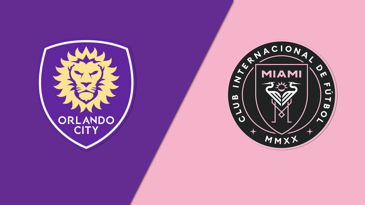 And speaking of 🇬🇧⚽️ links with #Florida, ex-@ManUtd footballer #DavidBeckham created @InterMiamiCF, while @OrlandoCitySC was also founded by a fellow Brit. Photo credit: @espn #FootballisGREAT @MLS